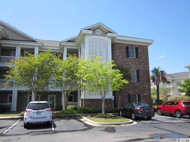 4865 Magnolia Pointe Ln #105, Myrtle Beach, SC 29577 (MLS #1808834) :: The Hoffman Group