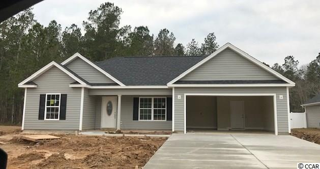285 Macarthur Dr., Conway, SC 29527 (MLS #1820495) :: Myrtle Beach Rental Connections