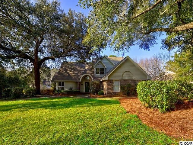 258 Black Duck Rd., Pawleys Island, SC 29585 (MLS #1820936) :: The Lachicotte Company