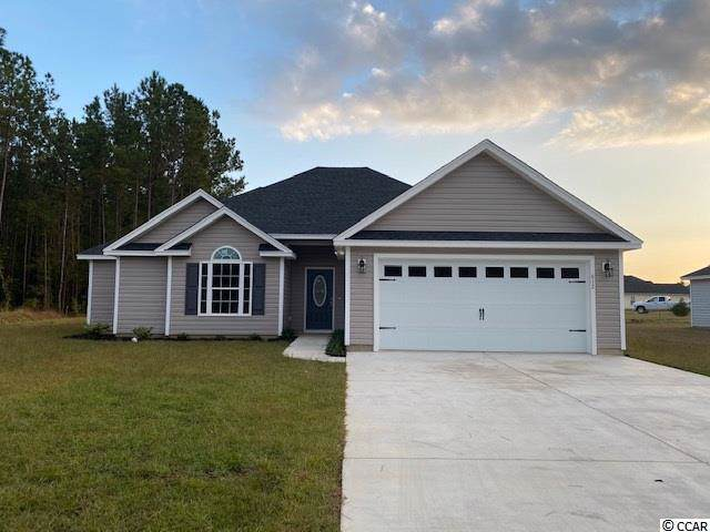 612 Beckell St., Conway, SC 29527 (MLS #1913027) :: The Hoffman Group