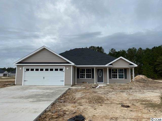 384 Macarthur Dr., Conway, SC 29527 (MLS #1918420) :: The Hoffman Group