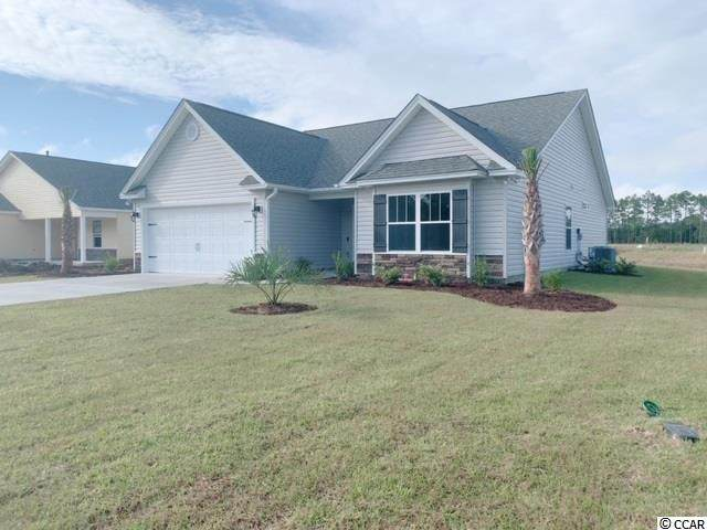 281 Sage Circle, Little River, SC 29566 (MLS #2007538) :: Welcome Home Realty