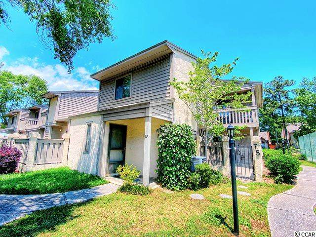 617 S 14th Ave. S #75, Surfside Beach, SC 29575 (MLS #2009193) :: Sloan Realty Group