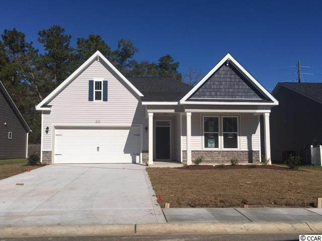 436 Shaft Pl., Conway, SC 29526 (MLS #2012811) :: Coastal Tides Realty