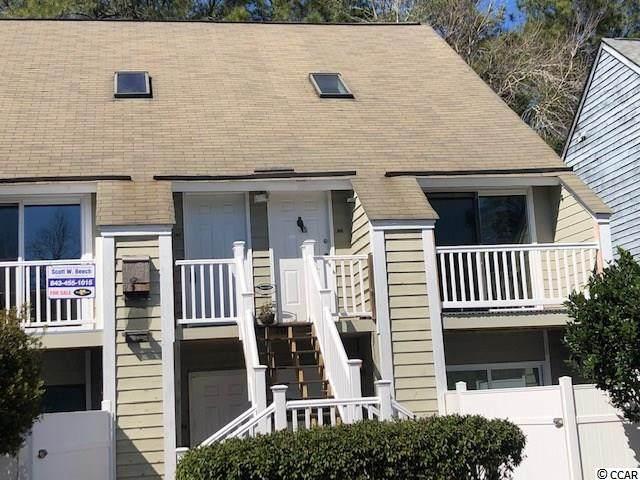 405 Cambridge Pl. B-8, Garden City Beach, SC 29576 (MLS #2013214) :: Grand Strand Homes & Land Realty