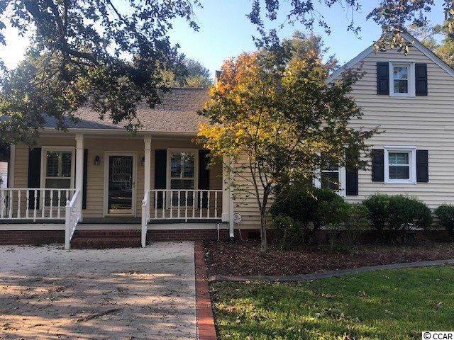 1401 Lakeland Dr., Conway, SC 29526 (MLS #1813833) :: Jerry Pinkas Real Estate Experts, Inc