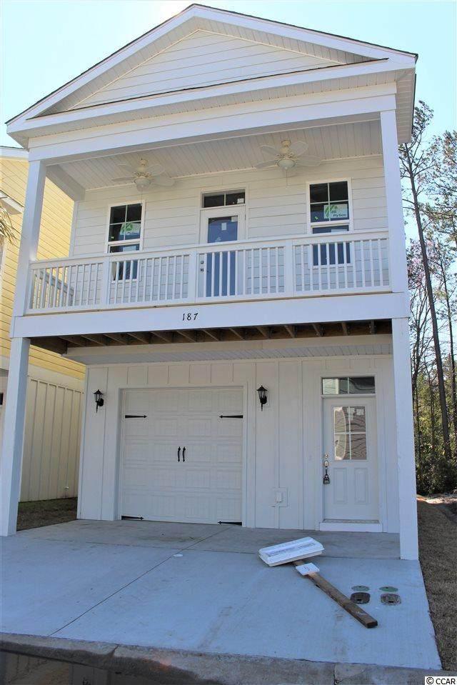 187 Jamestowne Landing Rd., Garden City Beach, SC 29576 (MLS #1900248) :: SC Beach Real Estate