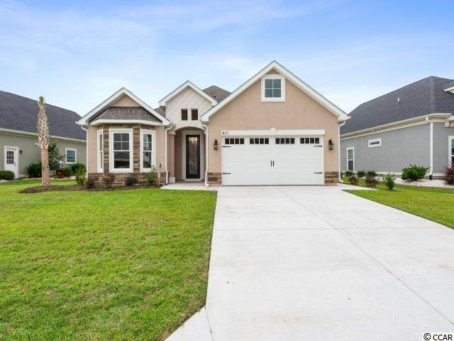 817 Covelo Ct., Myrtle Beach, SC 29579 (MLS #1920269) :: Coldwell Banker Sea Coast Advantage