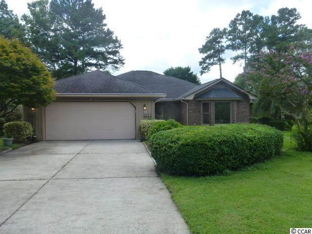 109 Cedar Ridge Ln., Conway, SC 29526 (MLS #2117813) :: Grand Strand Homes & Land Realty