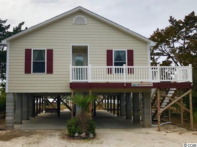 632 Pritchard St., Pawleys Island, SC 29585 (MLS #1802547) :: The Hoffman Group