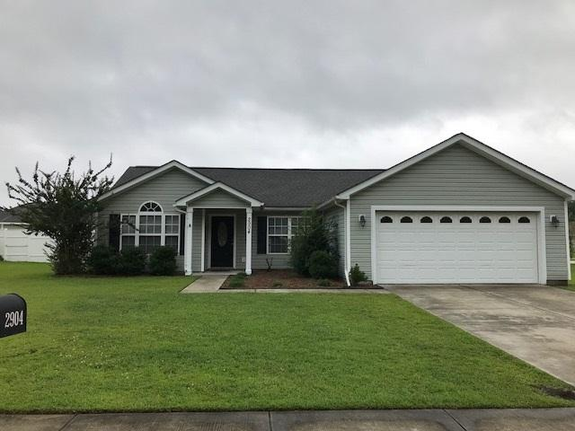 2904 Green Pond Circle, Conway, SC 29527 (MLS #1803815) :: Myrtle Beach Rental Connections