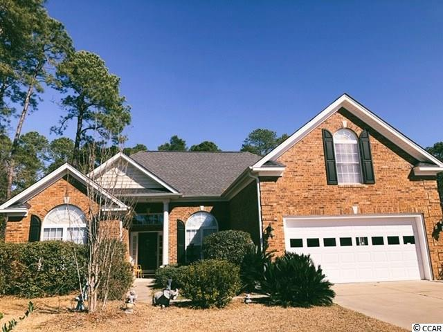 8113 Moonstruck Ct., Myrtle Beach, SC 29579 (MLS #1902036) :: James W. Smith Real Estate Co.