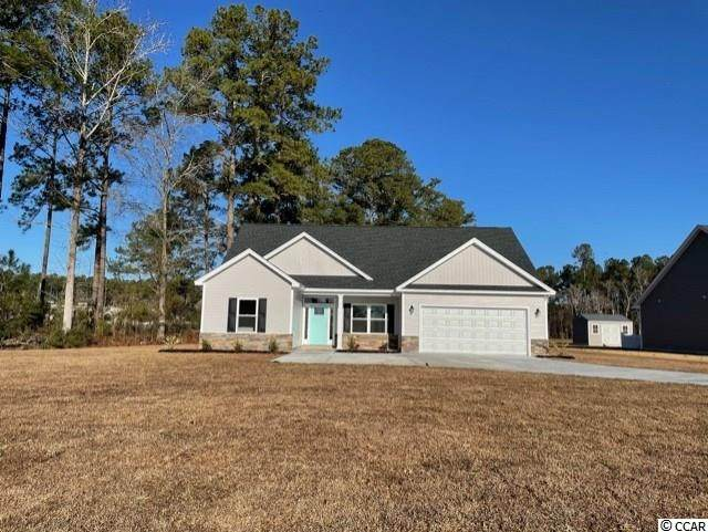 401 Four Mile Rd., Conway, SC 29526 (MLS #1926932) :: Right Find Homes