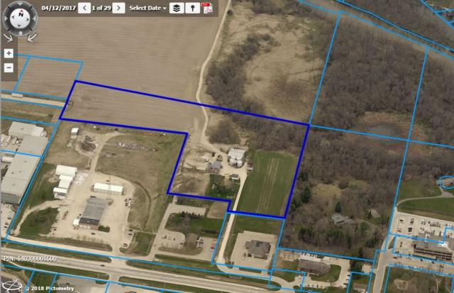 210th St. Manchester-12.98 Acres, Manchester, IA 52057 (MLS #20160790) :: Amy Wienands Real Estate