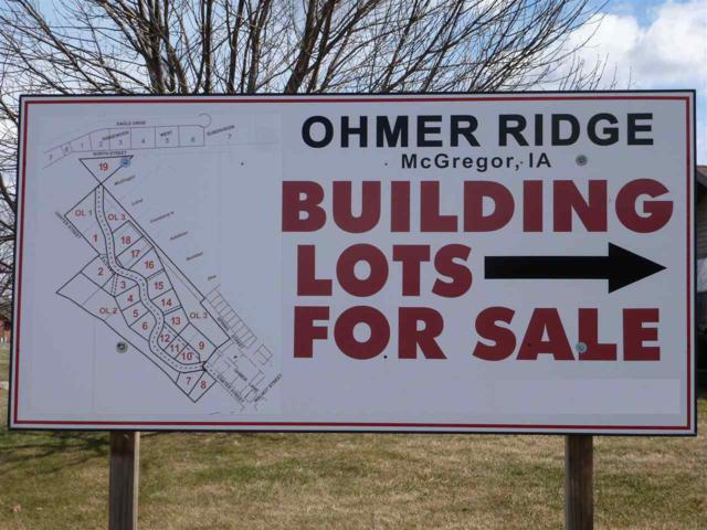 Ohmer Ridge Address Not Published, McGregor, IA 52157 (MLS #20161359) :: Amy Wienands Real Estate