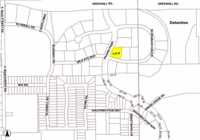Lot 9 Pinnacle Prairie Business Center North, Cedar Falls, IA 50613 (MLS #20165259) :: Amy Wienands Real Estate