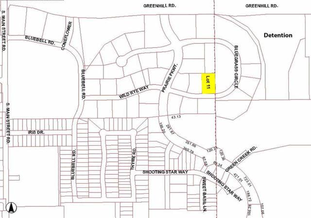 Lot 11 Pinnacle Prairie Business Center North, Cedar Falls, IA 50613 (MLS #20165266) :: Amy Wienands Real Estate