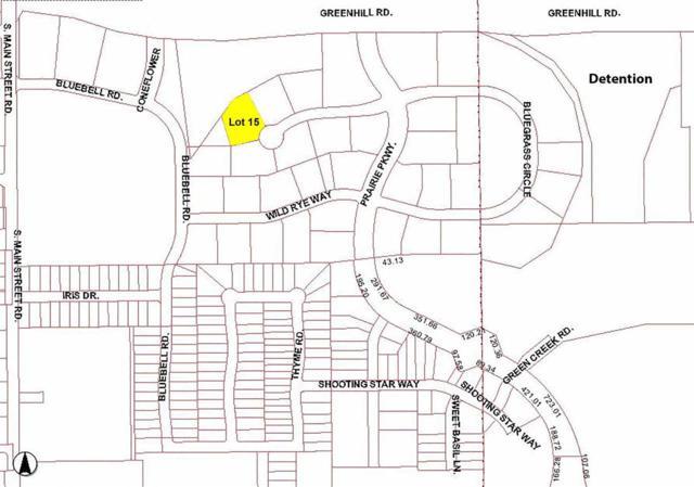 Lot 15 Pinnacle Prairie Business Center North, Cedar Falls, IA 50613 (MLS #20165270) :: Amy Wienands Real Estate
