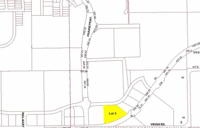 Lot 3 Pinnacle Prairie Commercial South - Phase II, Cedar Falls, IA 50613 (MLS #20165287) :: Amy Wienands Real Estate