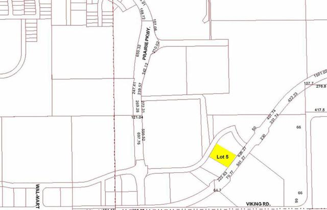 Lot 5 Pinnacle Prairie Commercial South - Phase II, Cedar Falls, IA 50613 (MLS #20165289) :: Amy Wienands Real Estate