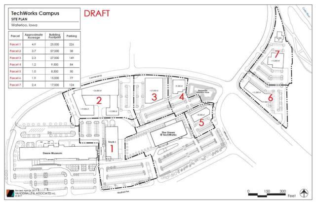 TWC #3 Commercial Street, Waterloo, IA 50701 (MLS #20174790) :: Amy Wienands Real Estate