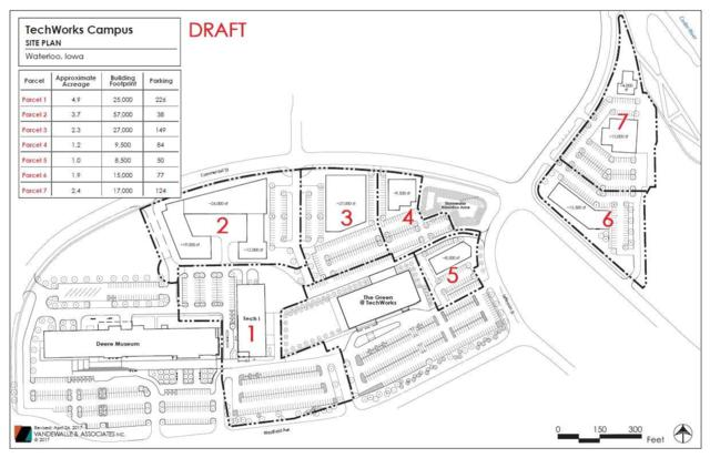 TWC #4 Commercial Street, Waterloo, IA 50701 (MLS #20174791) :: Amy Wienands Real Estate