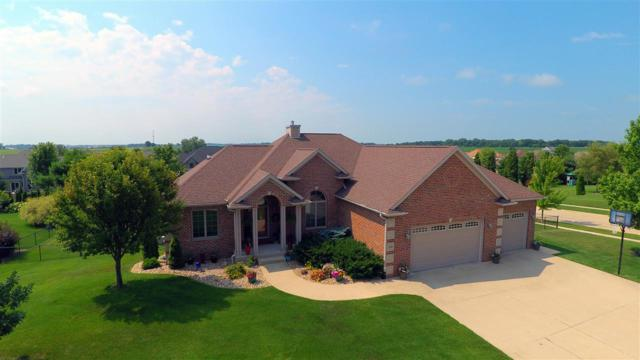 3006 Stratford Court, Cedar Falls, IA 50613 (MLS #20180154) :: Amy Wienands Real Estate