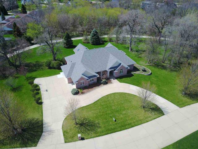 406 N Highland Drive, Cedar Falls, IA 50613 (MLS #20180615) :: Amy Wienands Real Estate