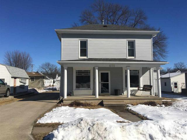 602 1st Street, Laporte City, IA 50651 (MLS #20180720) :: Amy Wienands Real Estate