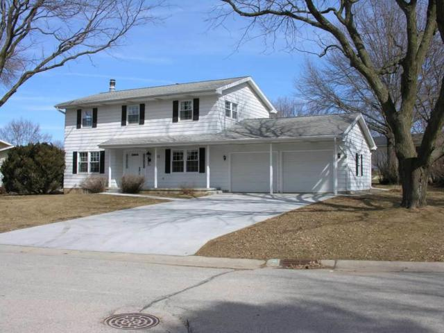 121 Michelle Drive, Hudson, IA 50643 (MLS #20181209) :: Amy Wienands Real Estate