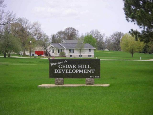 Lot 7 Cedar Hill, Nashua, IA 50658 (MLS #20181845) :: Amy Wienands Real Estate