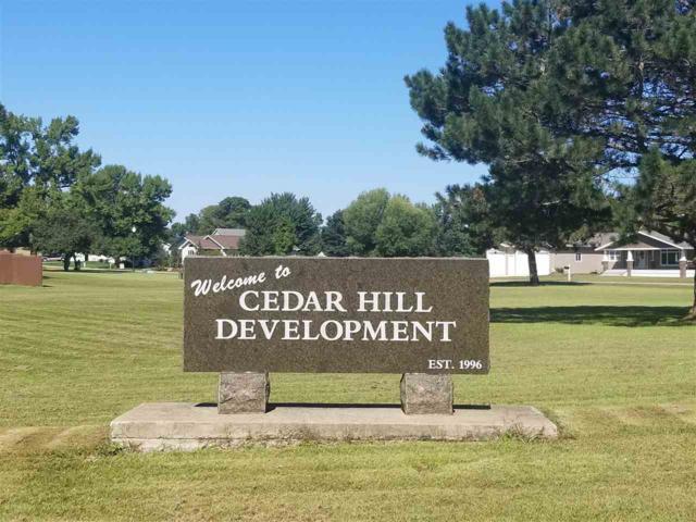 Lot 7 Cedar Hill, Nashua, IA 50658 (MLS #20181852) :: Amy Wienands Real Estate
