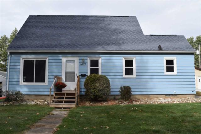 1427 Patton Avenue, Waterloo, IA 50702 (MLS #20181879) :: Amy Wienands Real Estate