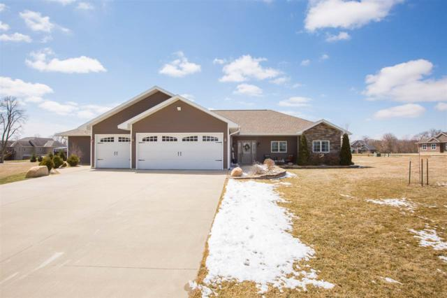 100 Wild Rose Circle, Denver, IA 50622 (MLS #20181921) :: Amy Wienands Real Estate