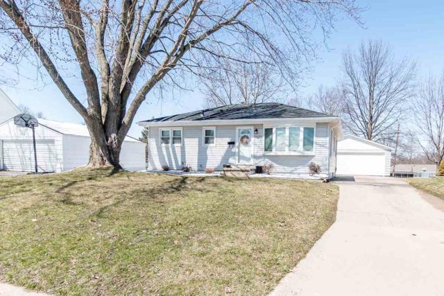 1521 W 7th St., Cedar Falls, IA 50613 (MLS #20181964) :: Amy Wienands Real Estate