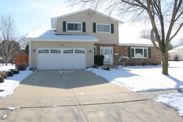 212 Damascus Drive, Cedar Falls, IA 50613 (MLS #20181974) :: Amy Wienands Real Estate