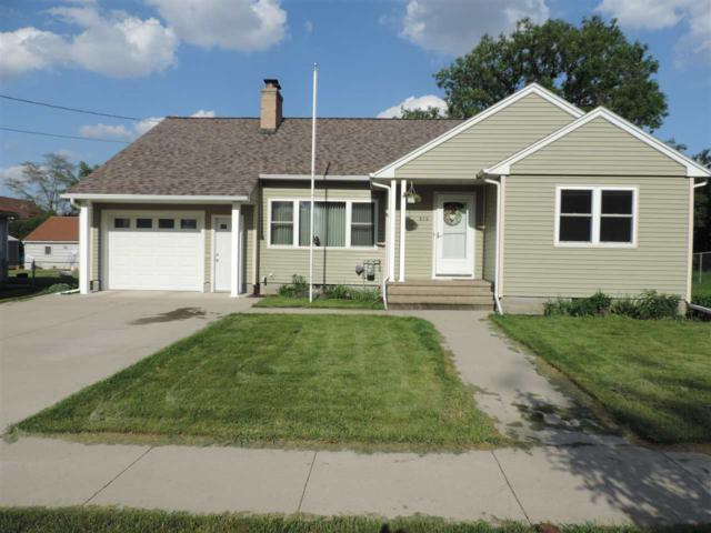 616 State Street, Dysart, IA 52224 (MLS #20182798) :: Amy Wienands Real Estate