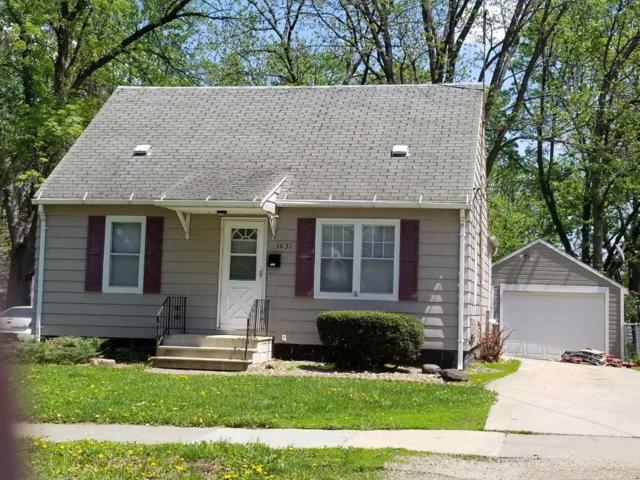 1631 W 11 Street, Waterloo, IA 50702 (MLS #20182947) :: Amy Wienands Real Estate
