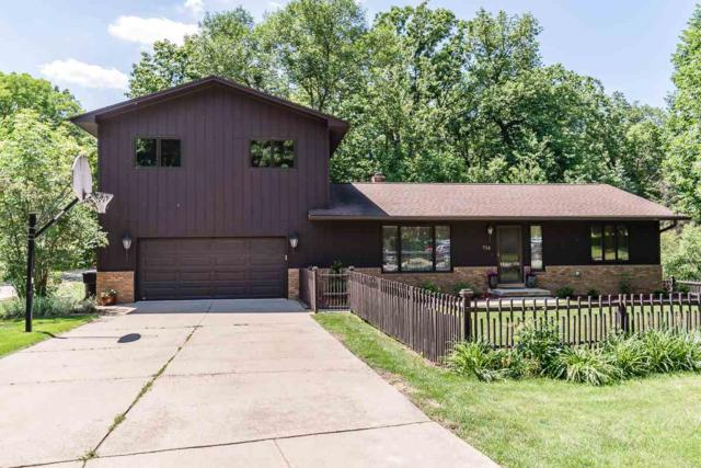 724 Westwood Drive, Cedar Falls, IA 50613 (MLS #20182979) :: Amy Wienands Real Estate