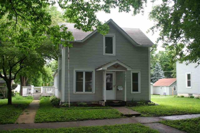 607 Clark Street, Reinbeck, IA 50669 (MLS #20183344) :: Amy Wienands Real Estate