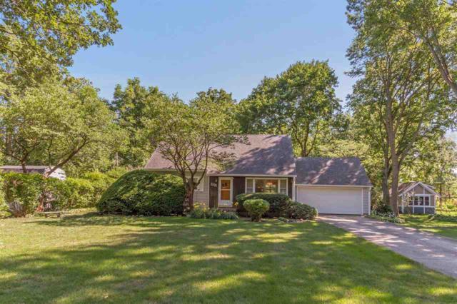 2131 Pleasant Drive, Cedar Falls, IA 50613 (MLS #20183851) :: Amy Wienands Real Estate