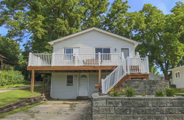 813 W 2nd Street, Cedar Falls, IA 50613 (MLS #20183879) :: Amy Wienands Real Estate