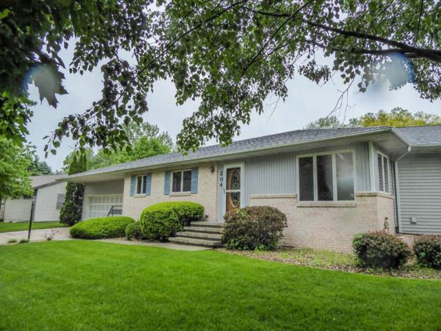 204 NW 24th Street, Waverly, IA 50677 (MLS #20183882) :: Amy Wienands Real Estate
