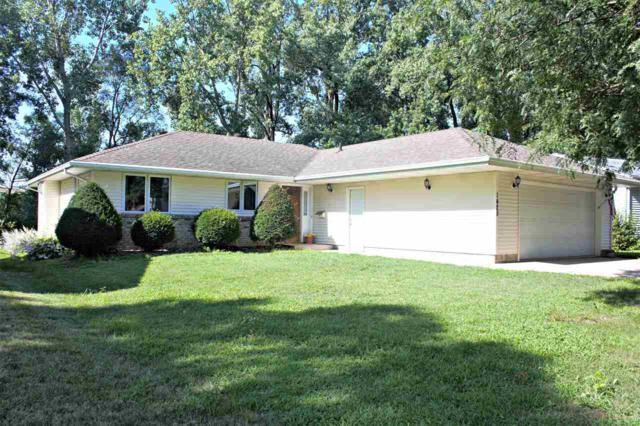 1428 Danish Dr., Cedar Falls, IA 50613 (MLS #20183900) :: Amy Wienands Real Estate
