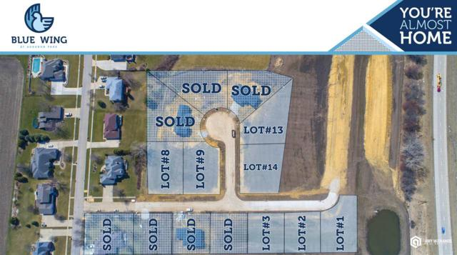 Lot 14 Blue Wing First Addition, Waterloo, IA 50701 (MLS #20184424) :: Amy Wienands Real Estate