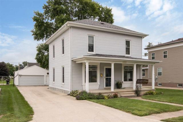 602 1st Street, Laporte City, IA 50651 (MLS #20184558) :: Amy Wienands Real Estate