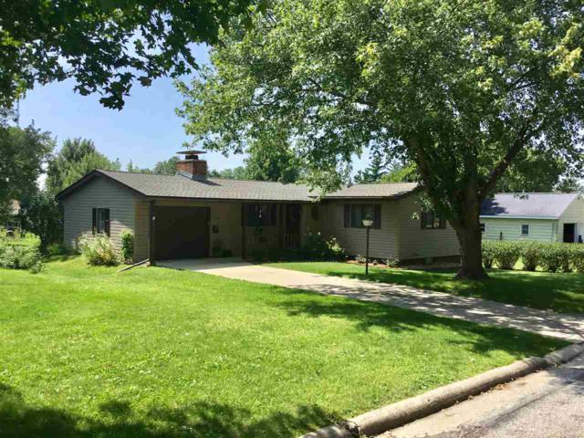 1106 J Avenue, Grundy Center, IA 50638 (MLS #20184627) :: Amy Wienands Real Estate