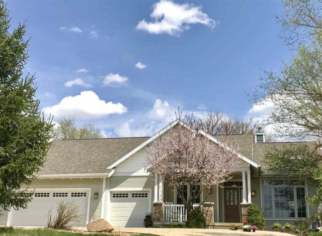 513 Eagle Ridge Road, Cedar Falls, IA 50613 (MLS #20184747) :: Amy Wienands Real Estate