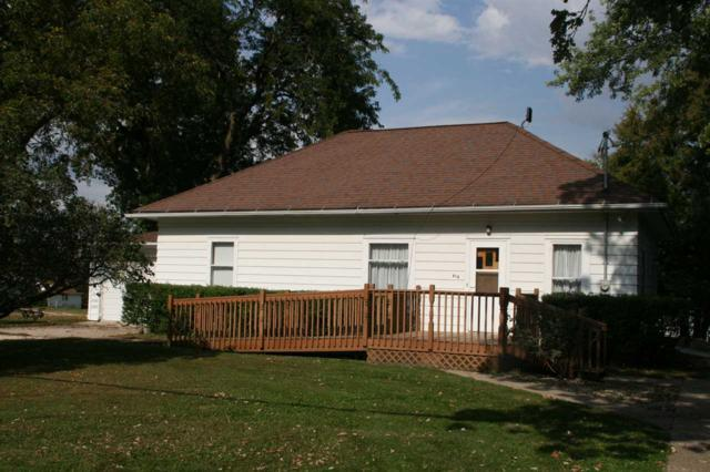 410 N High St, Greene, IA 50636 (MLS #20185055) :: Amy Wienands Real Estate