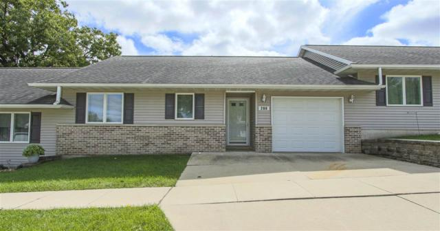 208 5th Street, Hudson, IA 50643 (MLS #20185118) :: Amy Wienands Real Estate
